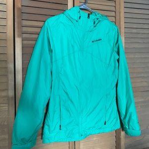 Columbia sportswear weather jacket